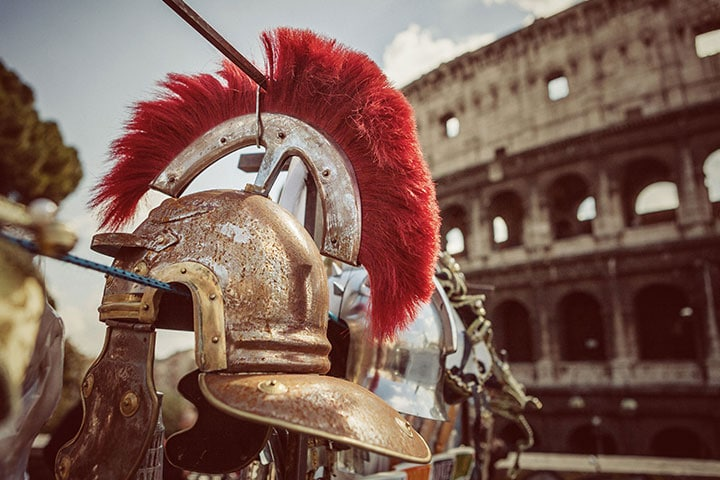 The Greatest Arena of Gladiators: Colosseum in Rome