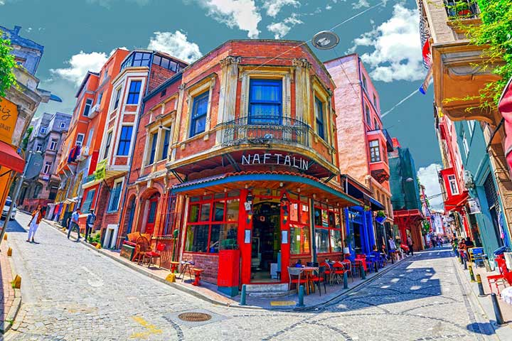 Balat Istanbul Walk