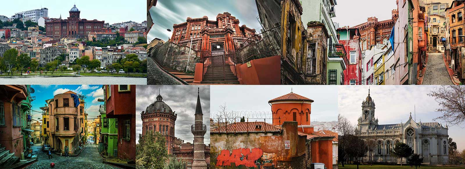 Fener Balat Walking Tour Istanbul