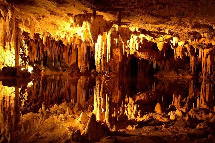Incesu Cave Karaman