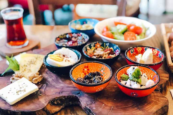 Turkish Food Delicious