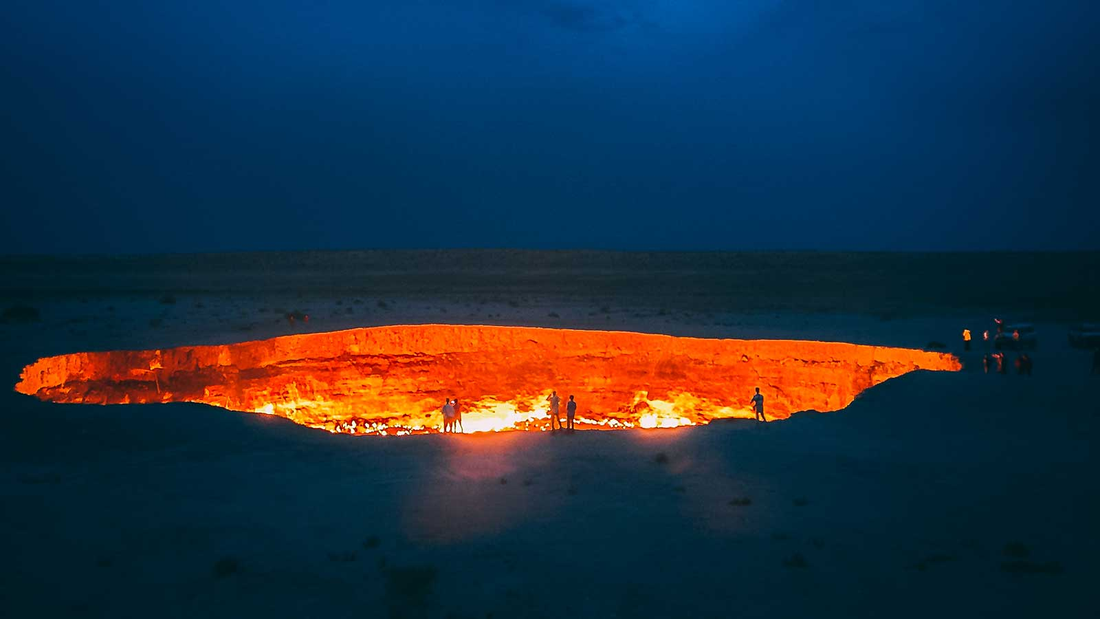 13 Locations Where You Can Travel to Hell and Back
