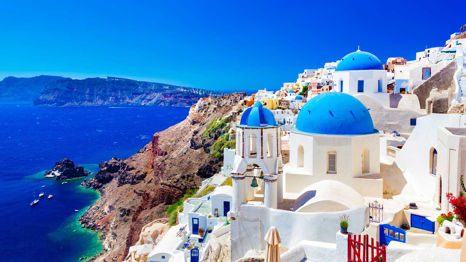 The Absolute Best Places to Visit in Greece