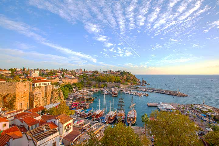 Antalya Old Harbor