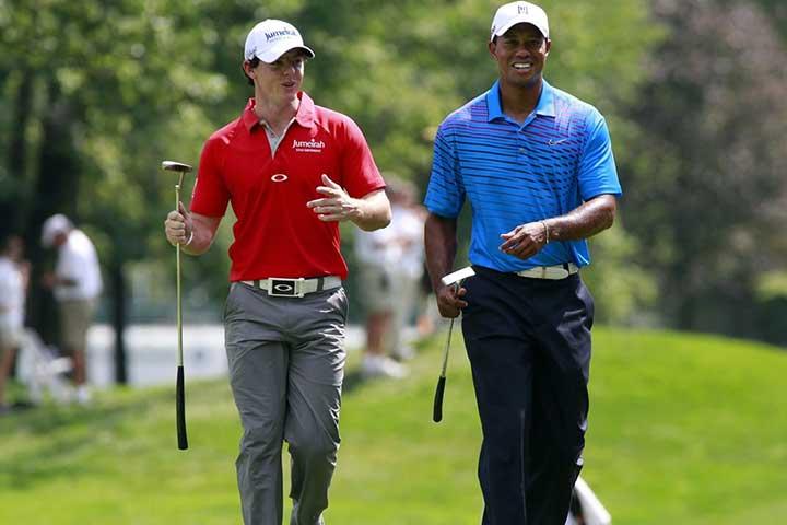 Belek Golf Tiger Woods