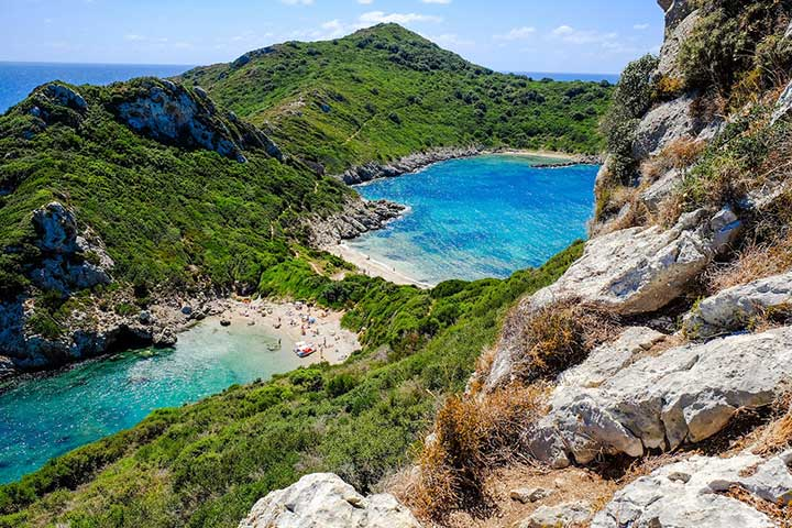Best Places Corfu Greece