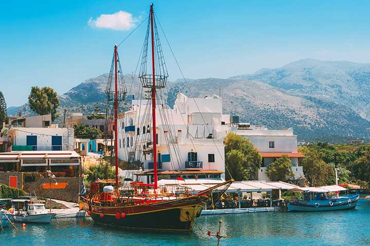 Best Places Crete Greece