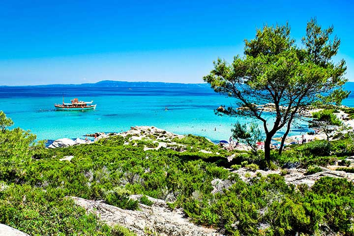 Best Places Halkidiki Greece
