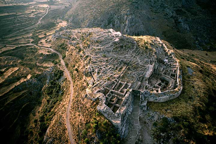 Best Places Mycenae Greece