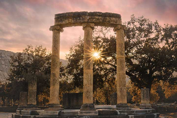 Best Places Olympia Greece