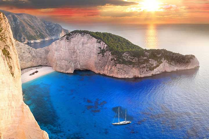 Best Places Zakynthos Greece