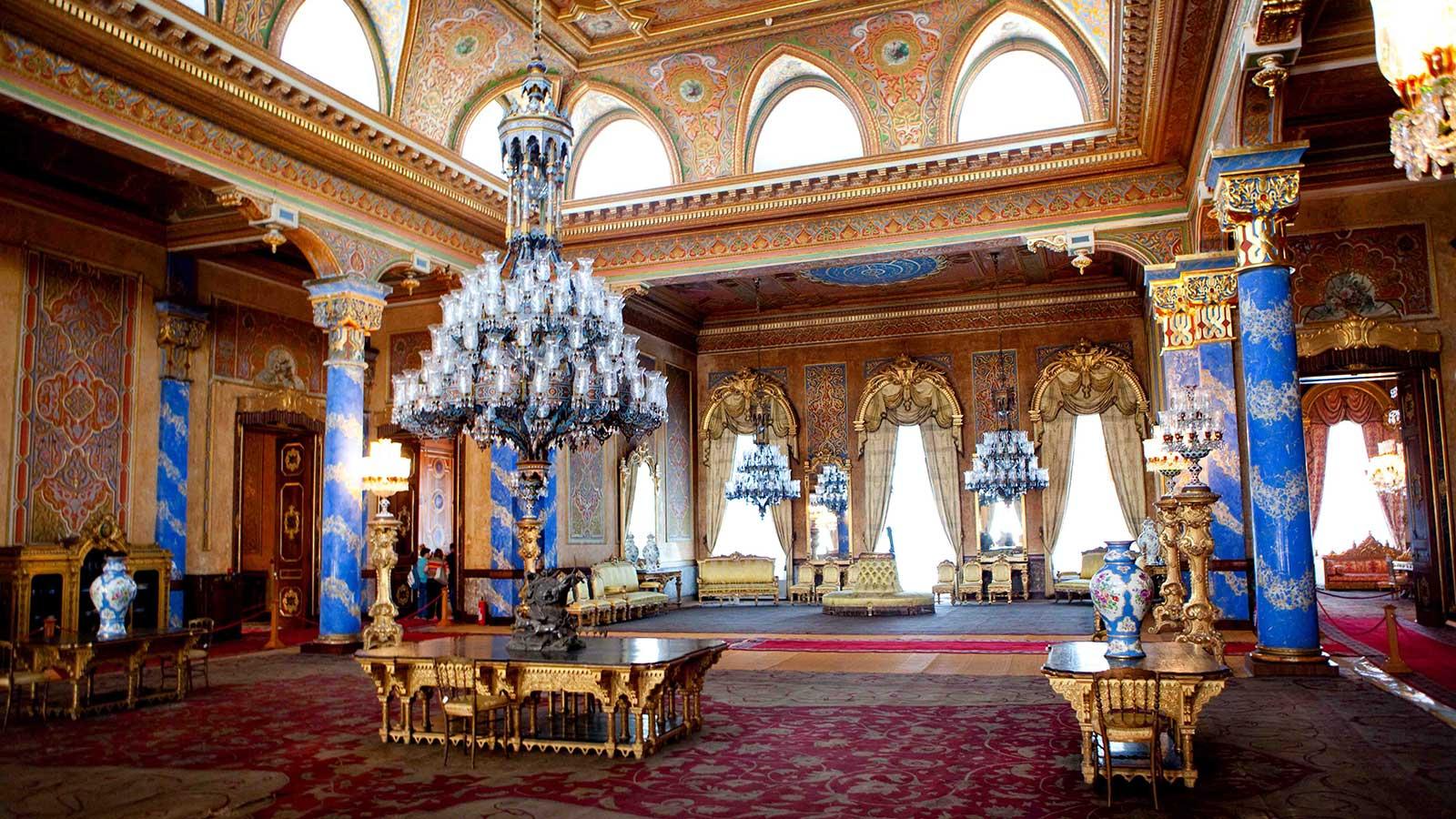 Beylerbeyi Palace Museum, Istanbul