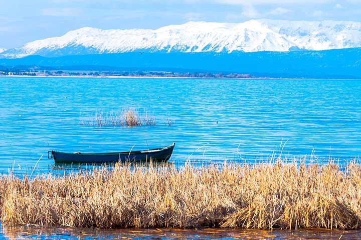 Beysehir Lake Most Amazing