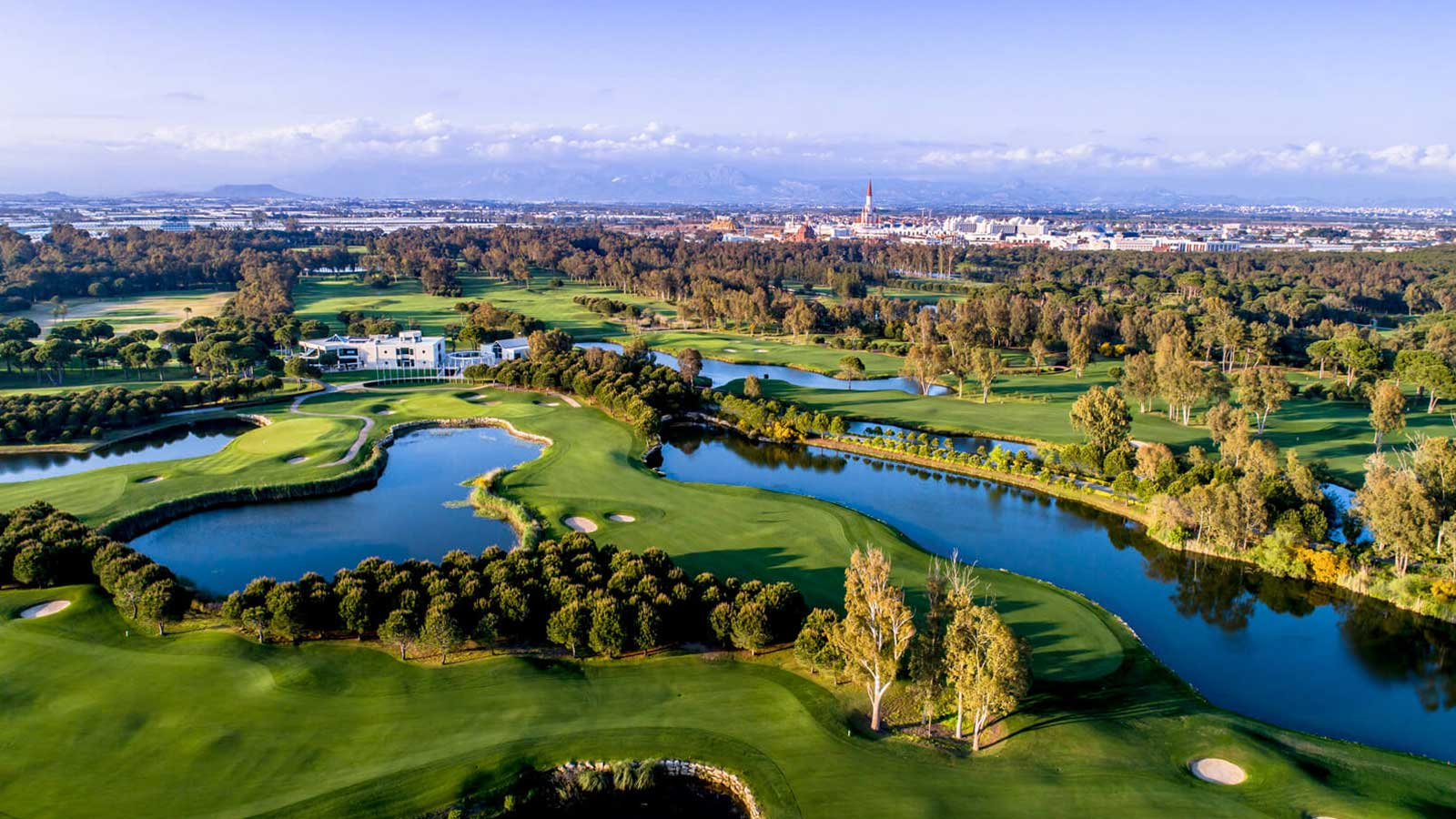 Book The Best Golf Holiday Break in Belek, Turkey