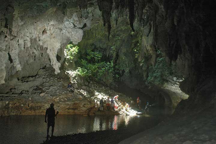 Candelaria Caves, Guatemala
