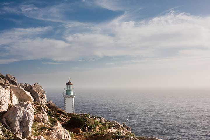 Cape Matapan, Greece