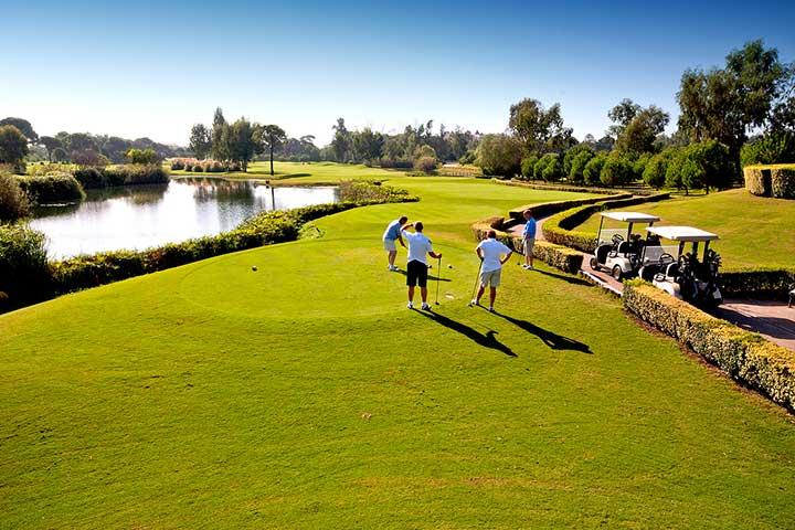 Golf Courses in Belek