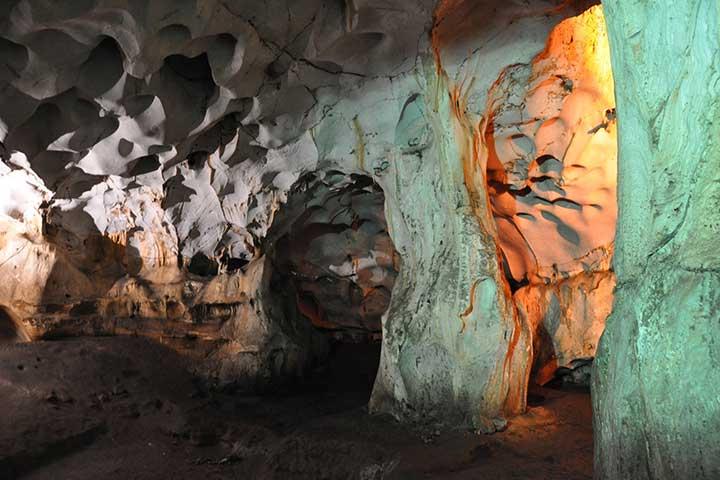 Karain Cave Antalya