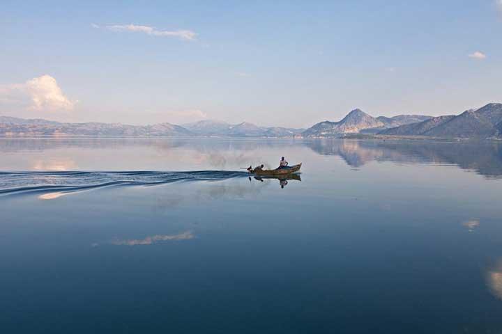 Lake Egirdir Boat