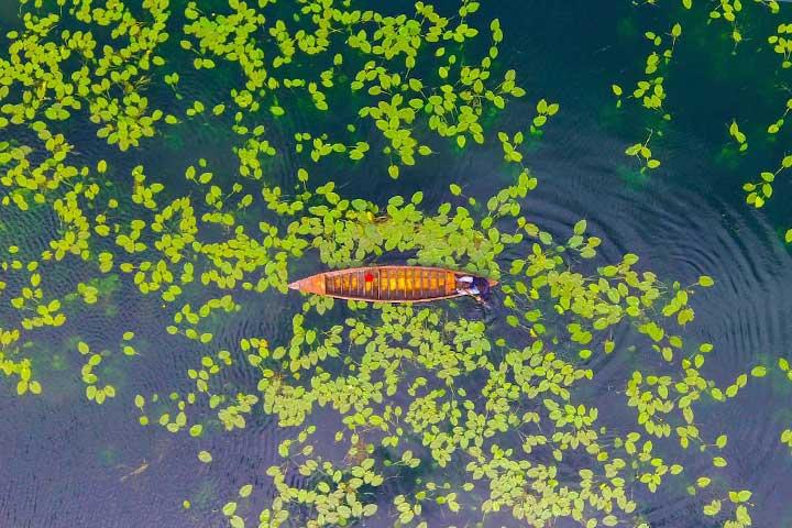 Most Amazing Golbasi Lake Hatay