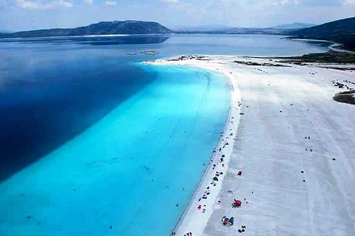 Most Amazing Lakes Salda