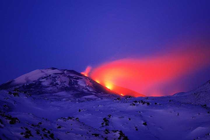 Mount Hekla, Iceland