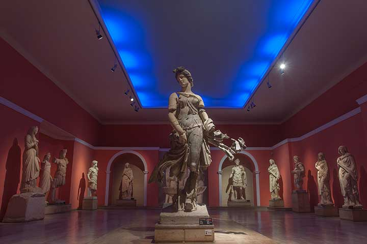Places to Visit Antalya Museum