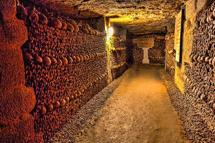 The Catacombs, France