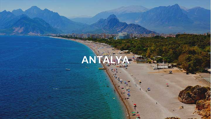 Top Destinations Antalya Cover