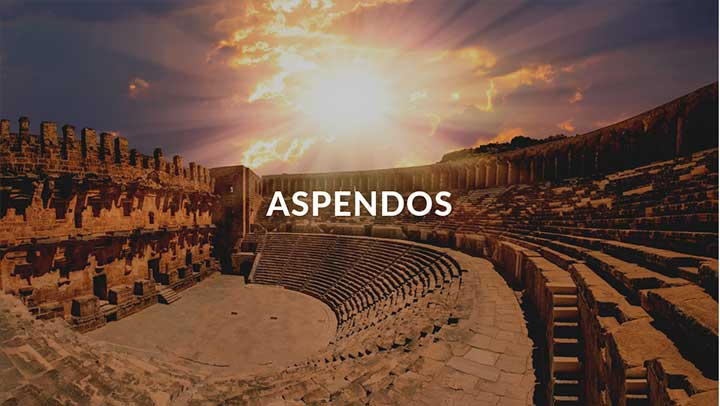 Top Destinations Aspendos Cover