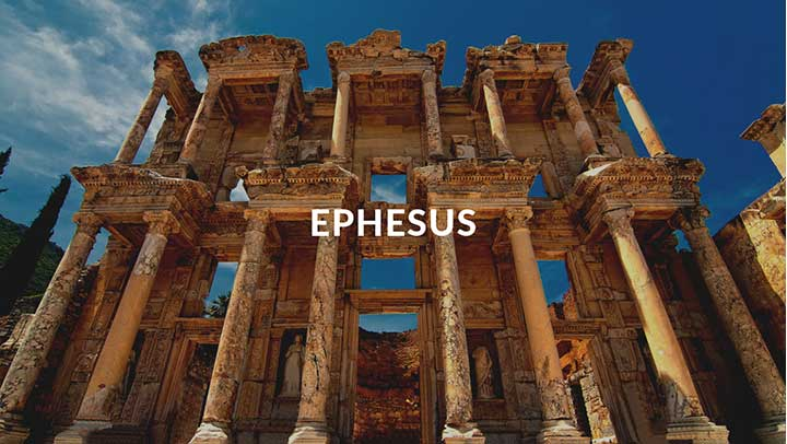 Top Destinations Ephesus Cover