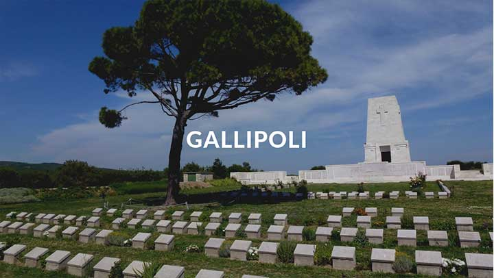 Top Destinations Gallipoli Cover