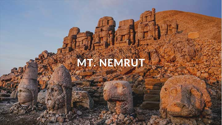 Top Destinations Nemrut Cover