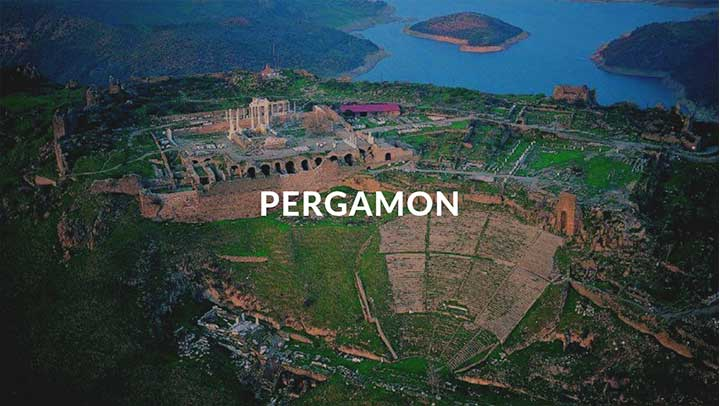 Top Destinations Pergamon Cover