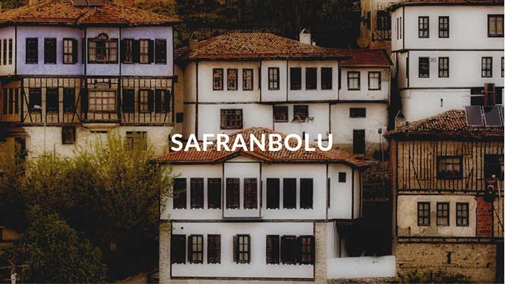 Top Destinations Safranbolu Cover