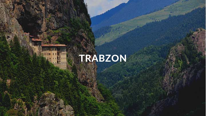 Top Destinations Trabzon Cover