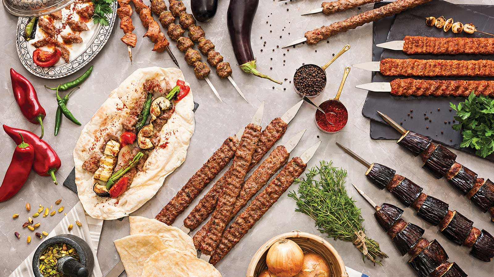 10 Ways To Try Turkish Kebabs And Where To Find The Best Ones