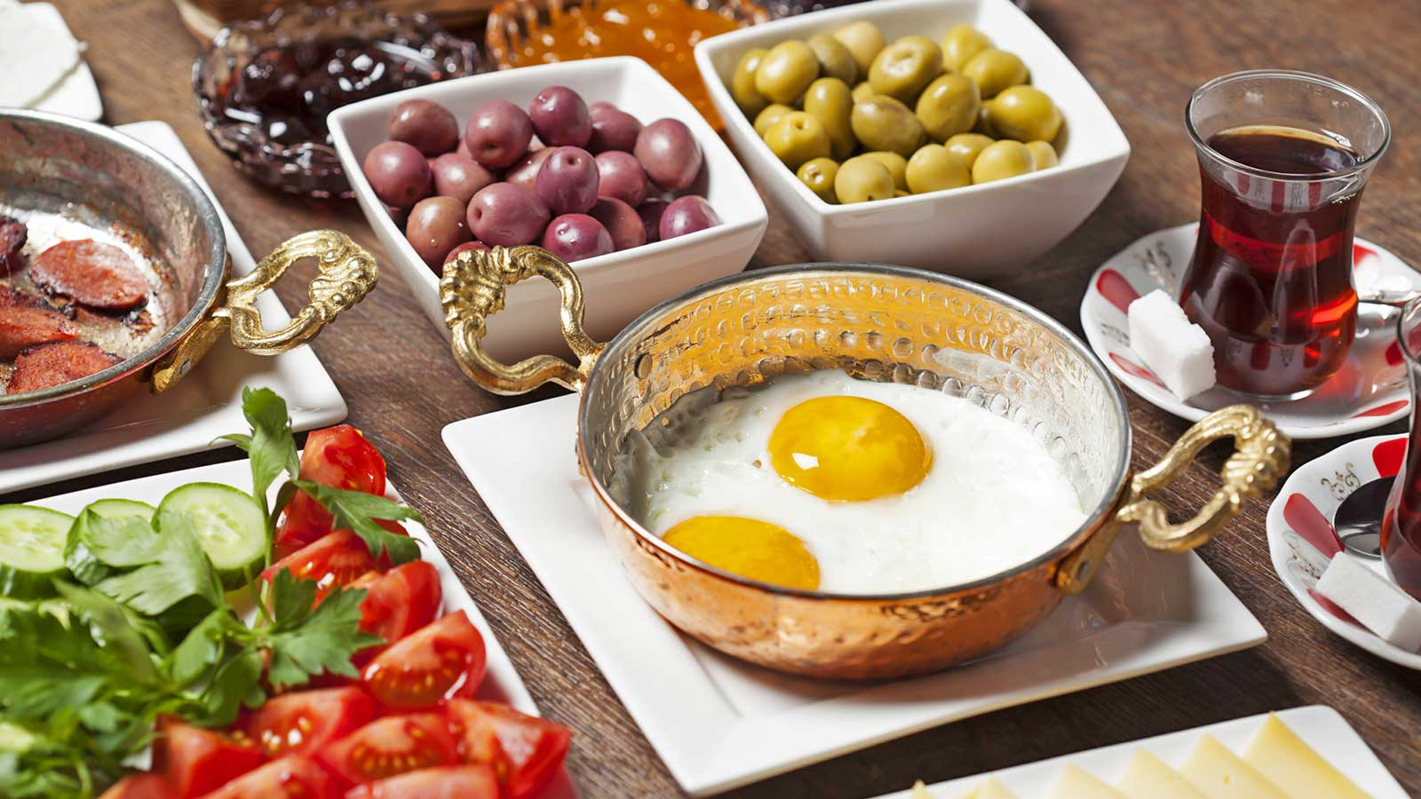 All You Need to Know About the Legendary Turkish Breakfast