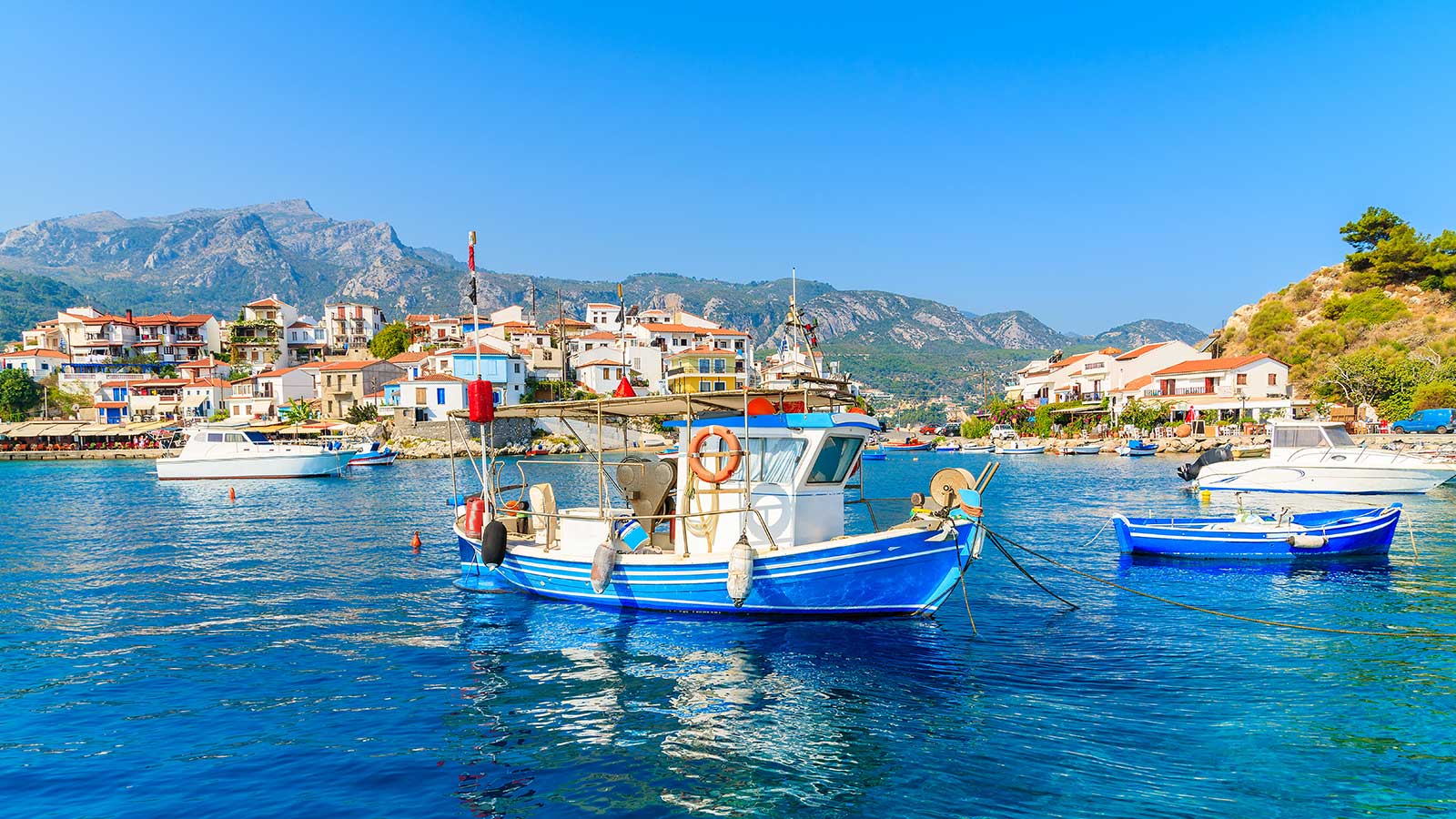 Some of the Most Beautiful Greek Islands
