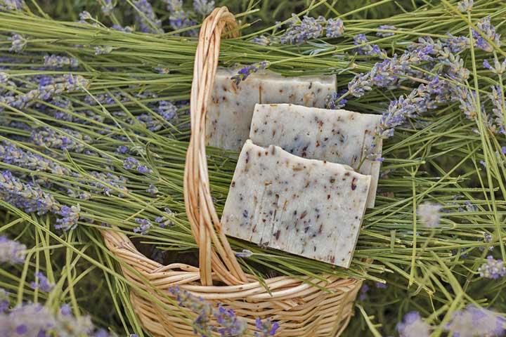 Lavender Soap Isparta