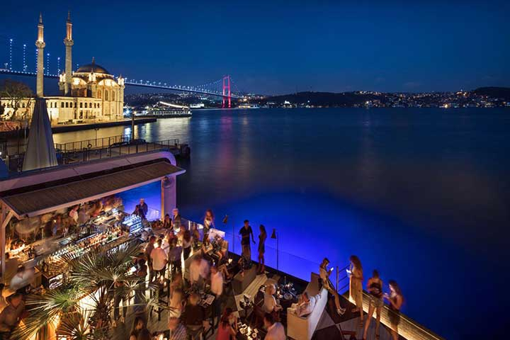 Ruby Istanbul Nightclub