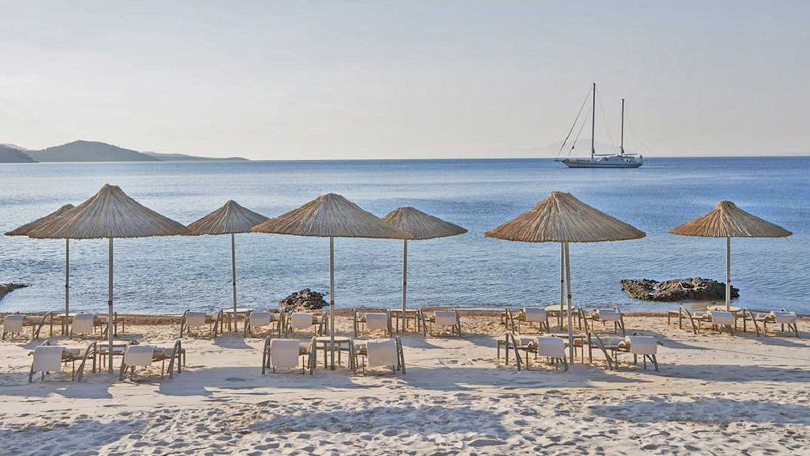 Sand Shore Top Ten Bodrum Beaches