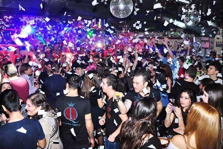 Taksim Club IQ Istanbul
