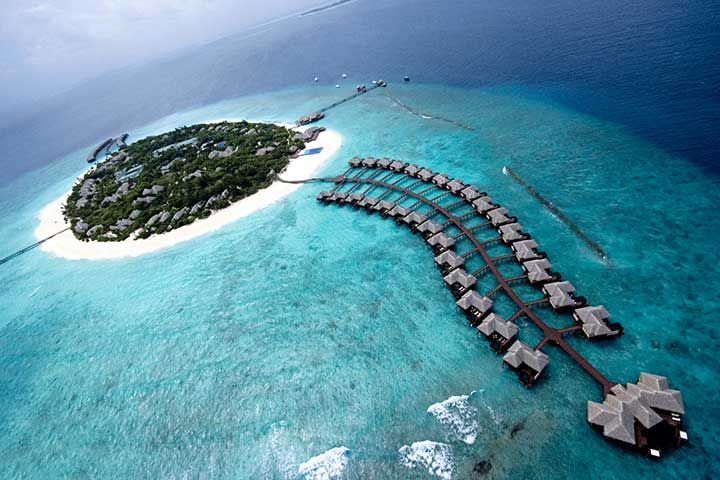 Meeru Island, North Atoll, Maldives