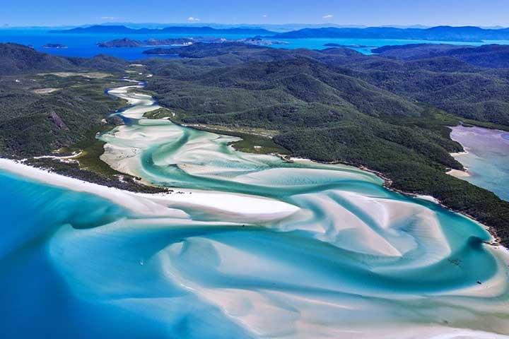 Whitehaven Beach, Whitsundays, Australia