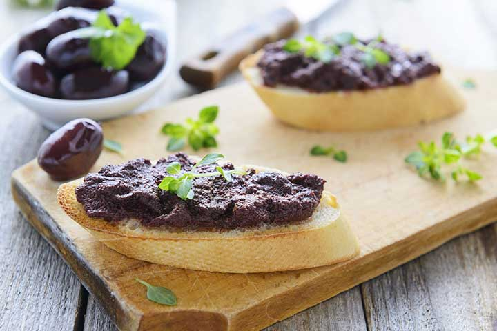 Turkish Breakfast Tapenade
