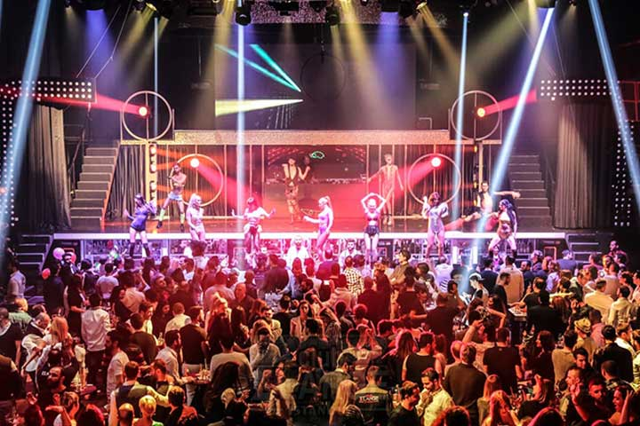 X-Large Nightclub Istanbul
