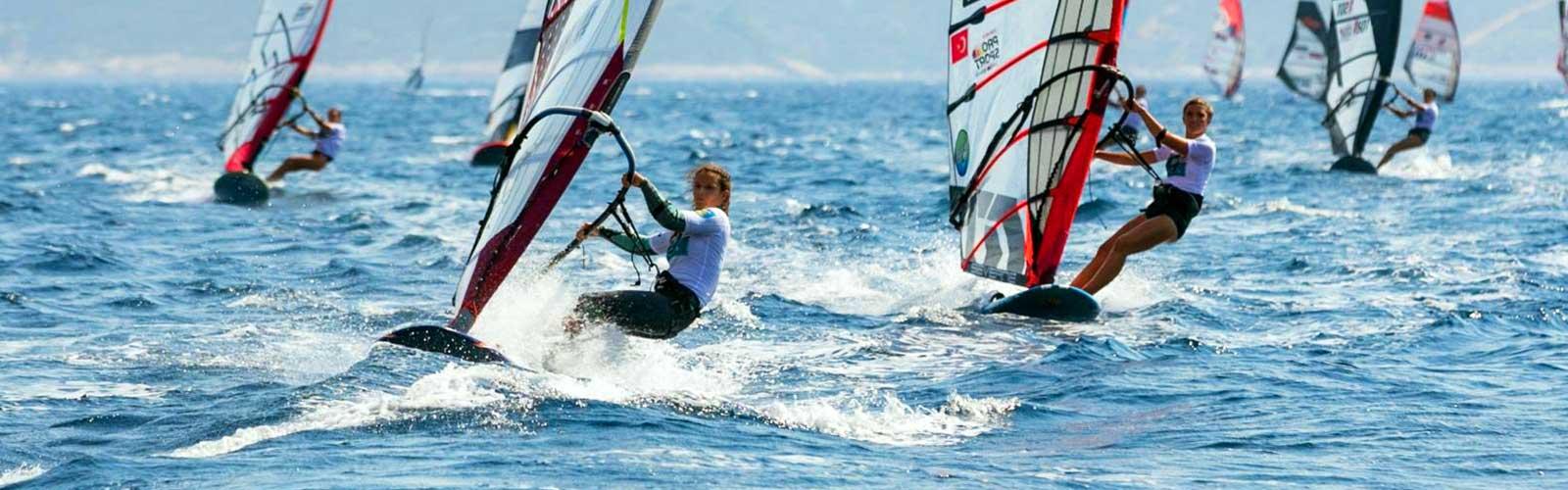 Alacati Windsurfing School Kids