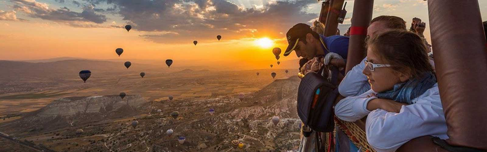 Cappadocia Balloon Family with Kids