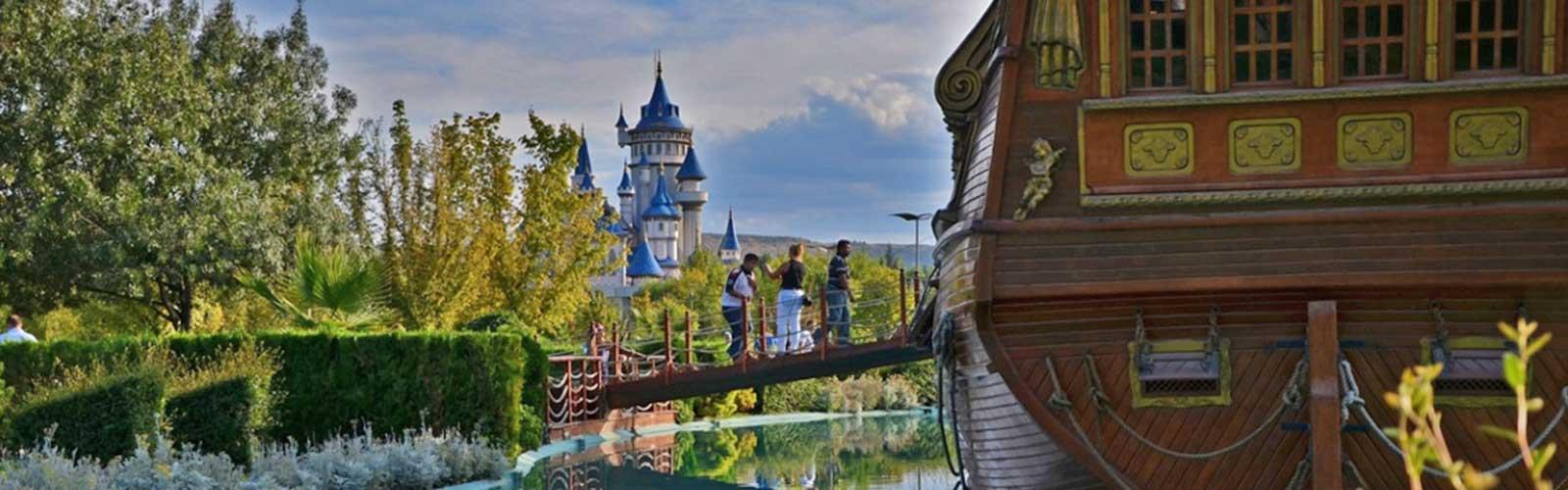 Eskisehir Fairytale Castle